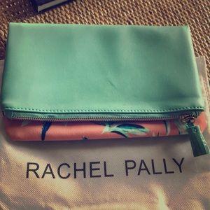 RACHEL PALLY fold-over clutch.
